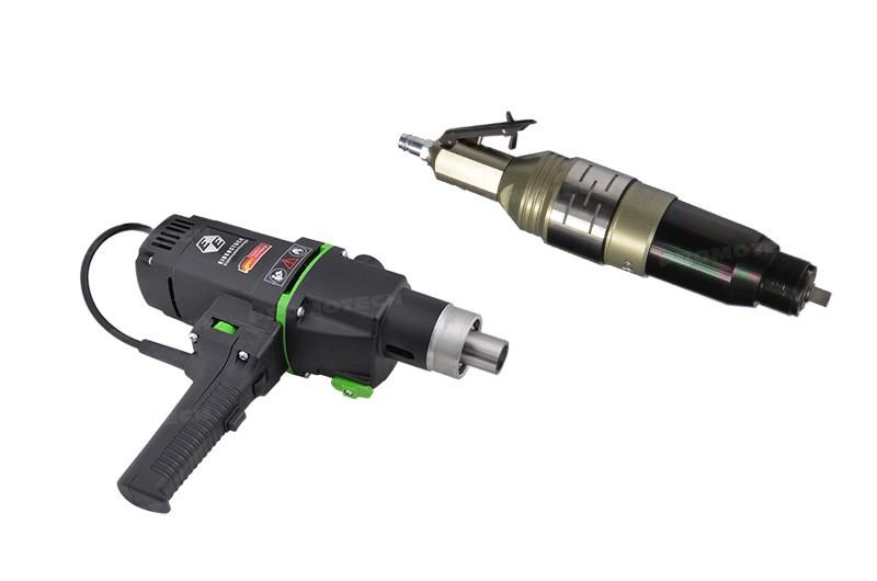 PRO-10 PB может быть укомплектован мощным пневматическим приводом или электроприводом с высоким крутящим моментом