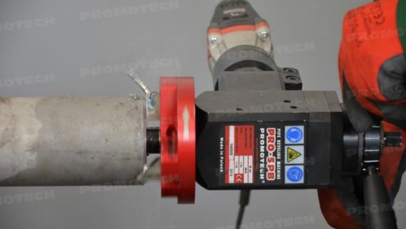 PRO-5 PB предназначен для обработки нержавеющей стали