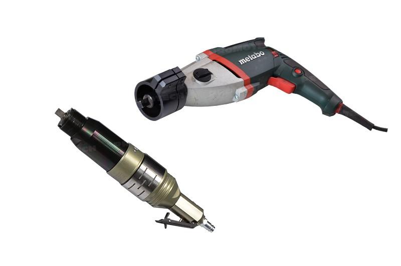 PRO-5 PB может быть укомплектован мощным пневматическим приводом или электроприводом с высоким крутящим моментом
