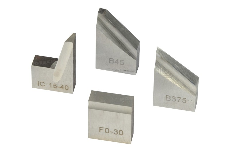 PRO-5 PB оснащается различными резцами